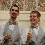 Official pictures from our wedding, taken by Eric Hegwer