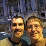 Day 2: Vatican tour, Trevi Fountain