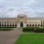 Random pictures of Rice University